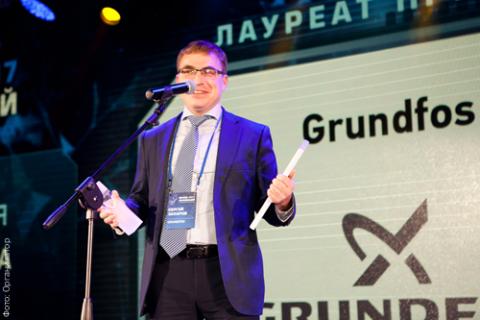 Сергей Захаров, Grundfos