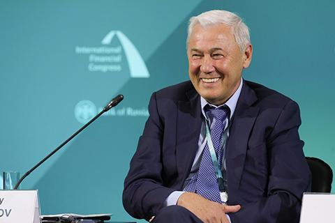Анатолий Аксаков (Госдума, АБР). Фото: Иогрь Руссак / Росконгресс