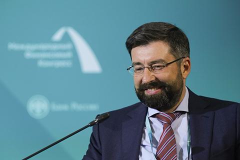 Юрий Исаев (АСВ). Фото: Игорь Руссак / Росконгресс