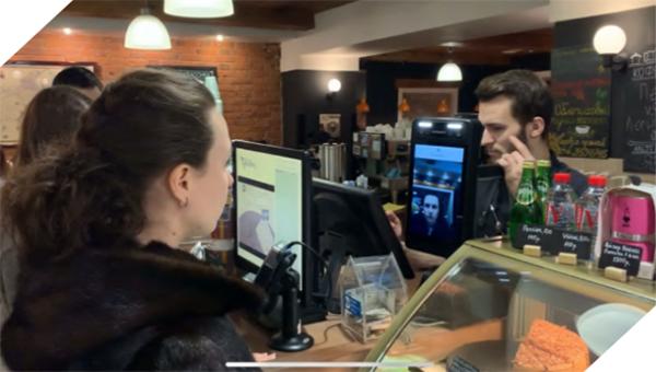 Биометрический эквайринг встоличной кофейне Coffee Bean
