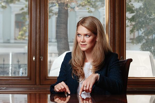 Елена Чайковская, советник первого заместителя председателя Банка России