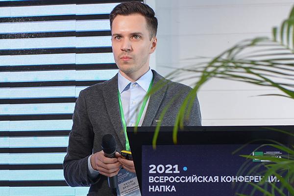 Вячеслав Касьян (директор по развитию бизнеса CSBI)