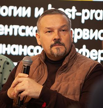Иван Пятков, директор по цифровому бизнесу, член правления Альфа Банка