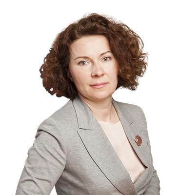 Ольга Романова, заместитель финансового директора, руководитель финансово-аналитической службы банка УРАЛСИБ