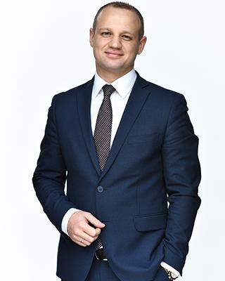 Руководитель филиальной сети банка «Центр-инвест» Павел Матвеев
