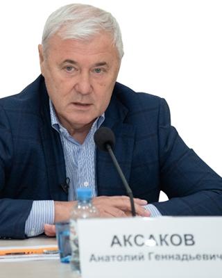 Анатолий Аксаков, глава Комитета Госдумы России по финансовому рынку
