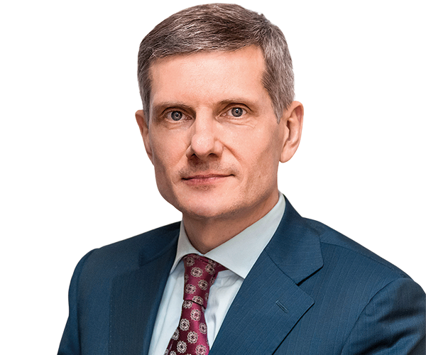 Вице-президент Ассоциации банков России Константин Артюх