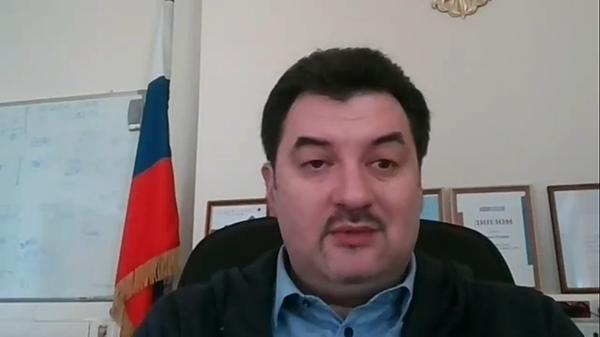 Михаил Петров, директор департамента цифровой трансформации Счетной палаты России