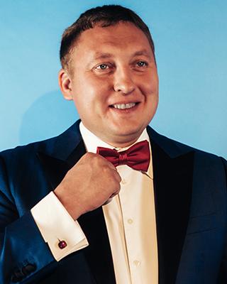 Сергей Бекренев, основатель и президент Европейской Юридической Службы