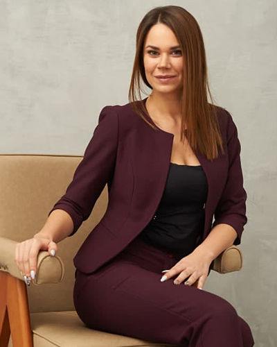 Валерия Бойко, начальник управления продаж и маркетинга «АК БАРС Финанс»