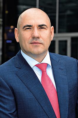 Владимир Черников, генеральный директор компании «Ингосстрах-Жизнь»