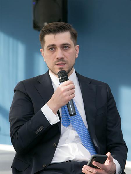 Олег Чихладзе (БКС). Фото: Наталья Радаева/«Б.О»