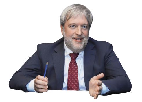 Юрий Денисов, председатель правления Московской биржи