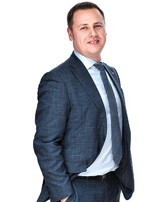 Александр Долганов, заместитель председателя правления банка «Центр-инвест»