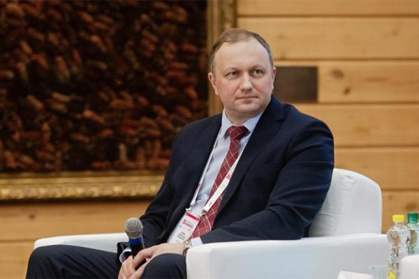 Александр Дудка (Банк России). Фото: РусКрипто