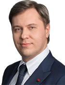 Дмитрий Енуков, директор департамента инвестиционных решений и развития премиального сегмента Росбанка