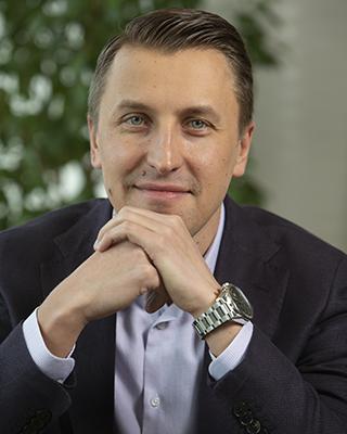 Вячеслав Ермолин, заместитель председателя правления Банка «Санкт-Петербург»