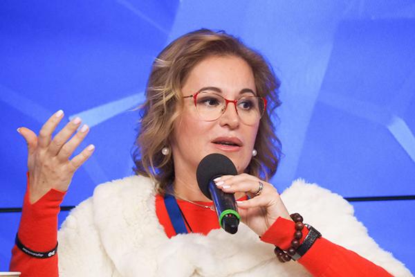 Татьяна Ушкова (Абсолют Банк). Фото: Futerebanking.ru