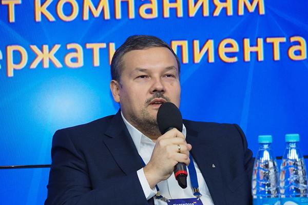 Иван Пятков (Альфа-Банк). Фото: Futerebanking.ru