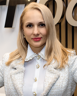 Светлана Филиппова, главу private banking ОТП Банка