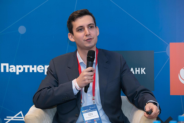 Никита Ломов (Ассоциация ФинТех). Фото: «Б.О»