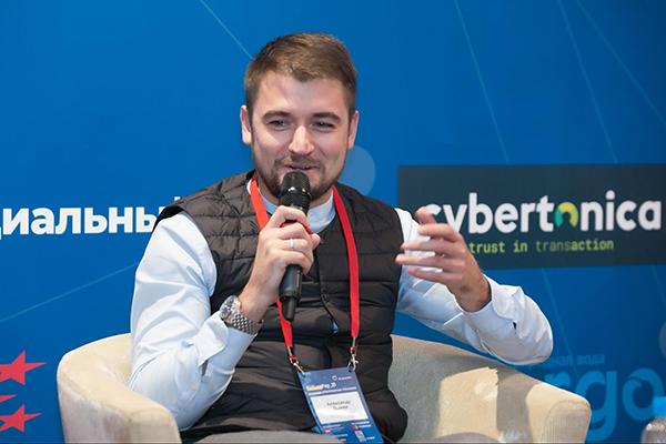Александр Дынин («ФК Открытие»). Фото: «Б.О»