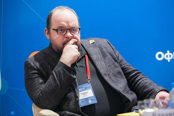 Владимир Канин (Pay-Me). Фото: «Б.О»