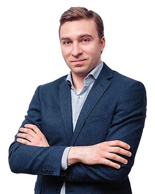 Юрий Галкин, директор дирекции корпоративного бизнеса ОТП Банка