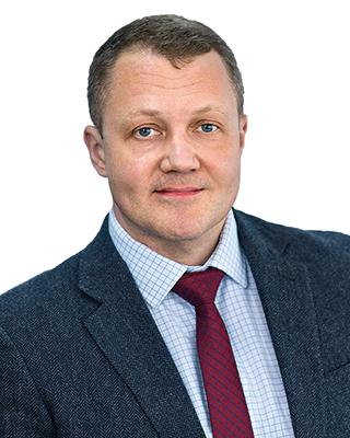 Эдвард Голосов, заместитель президента — председателя правления по инвестиционному и страховому бизнесу «БКС Мир инвестиций»
