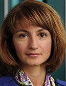 Наталья Голудина, советник заместителя председателя правления Сбербанка