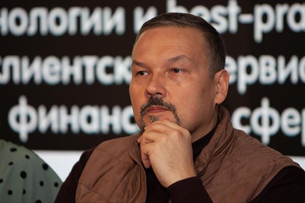 Иван Пятков (Альфа-Банк). Фото: «Б.О»