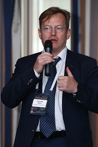 Александр Мякота (Корпоративный онлайн-университет). Фото: «Б.О»