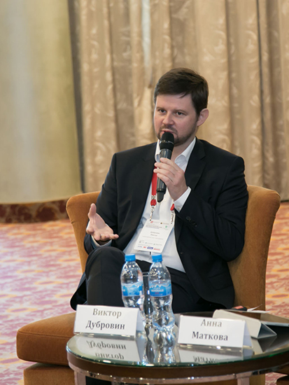 Виктор Дубровин (ВСС). Фото: «Б.О»