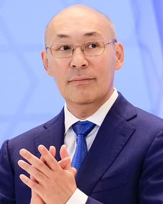Кайрат Келимбетов, управляющий Международным финансовым центром «Астана» (МФЦА)