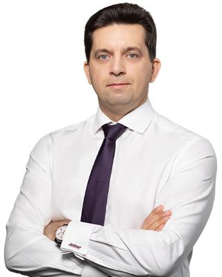 Алексей Киркоров, заместитель генерального директора, финансовый директор компании СберЛизинг