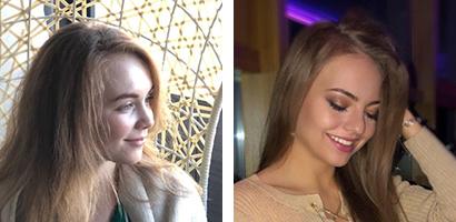 Анастасия Костыркина, Дарья Сизина