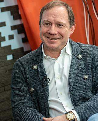 Георгий Кравченко, Генеральный директор компании BSS