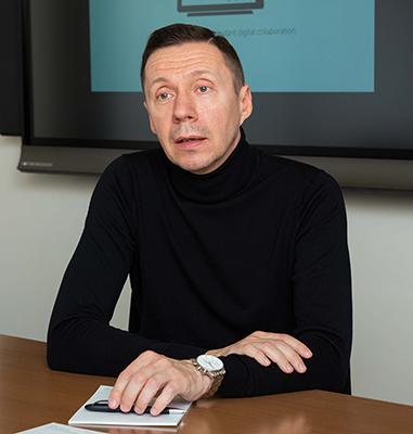 Антон Куклин (Brand Analytics). Фото: Елена Сычева / «Б.О»