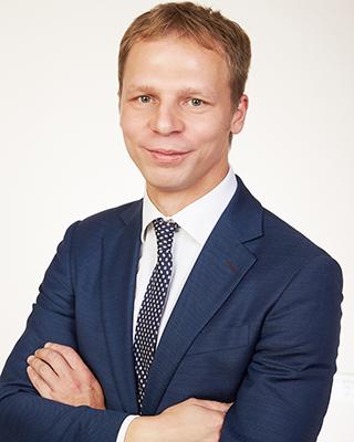 Филипп Литвиненко, директор департамента транзакционного бизнеса и привлечения ресурсов дирекции корпоративного бизнеса МКБ