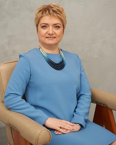 Екатерина Лопаткина, генеральный директор «АК БАРС Финанс»