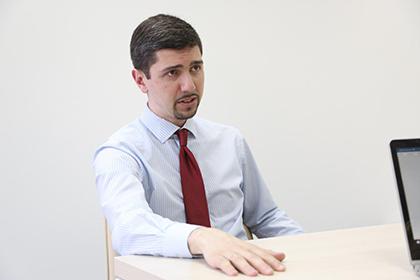 Кирилл Лукашук. Фото: Михаил Бибичков / «Б.О»
