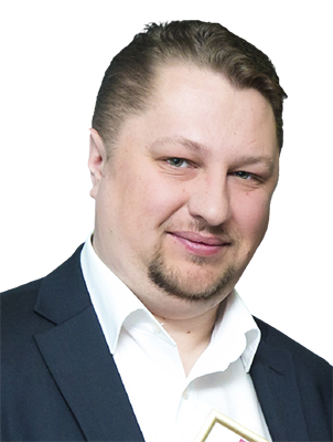 Николай Макаревич, член правления, директор департамента «Экономика данных» компании «Диасофт»