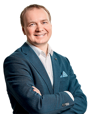 Игорь Мамонтов, вице-президент Сбербанка, директор дивизиона «Инвестиции и накопления»
