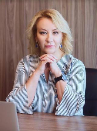 Марина Смирных, генеральный директор МФК «Джой Мани»