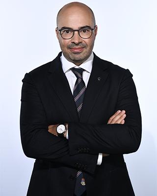 Сергей Меламед, старший управляющий директор — директор департамента развития корпоративного бизнеса Сбербанка