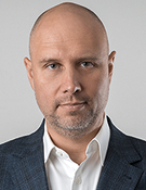 Виталий Милованов, гендиректор компании «Райффайзен-Лизинг»