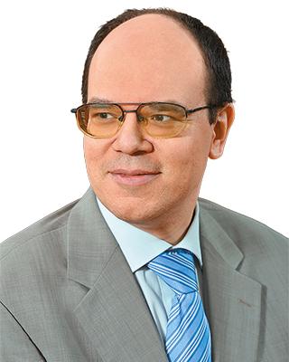 Сергей Моисеев, советник первого заместителя председателя Банка России