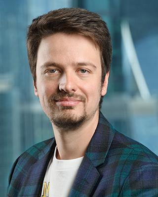 Игорь Зарубинский, директор дивизиона «Массовая персонализация» Сбербанка