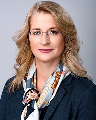 Эвелина Нечипоренко, глава департамента управления рисками Visa в России