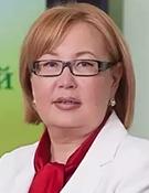 Алма Обаева, председатель правления НП НПС